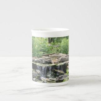 Waterfall Tea Cup