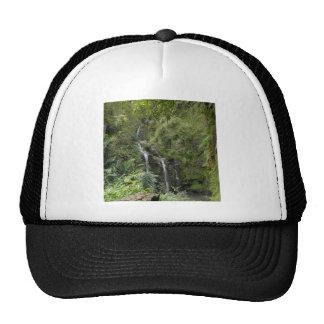Waterfall Through The Under Growth Trucker Hat