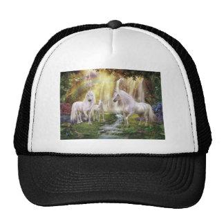 Waterfall & Unicorns Cap