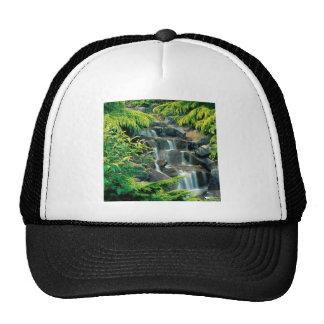 Waterfall Vancouver British Columbia Trucker Hat