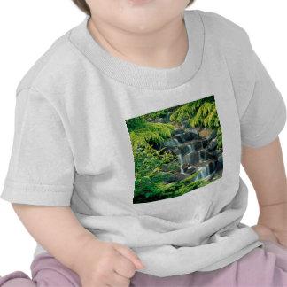 Waterfall Vancouver British Columbia T-shirts