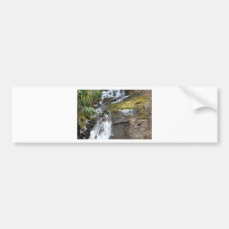 waterfall wear bumper sticker