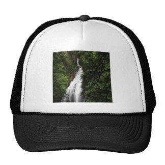 Waterfall White Flowing Torrent Cap