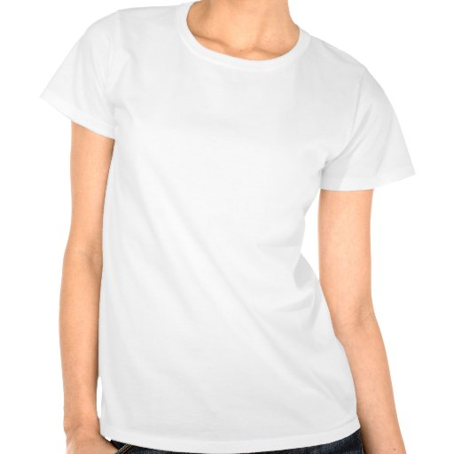 Waterfall White Flowing Torrent T Shirts