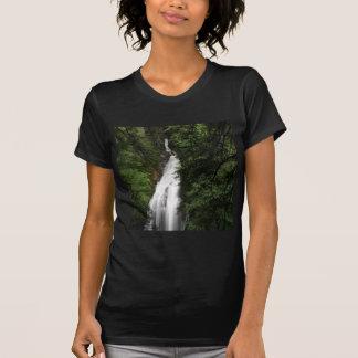 Waterfall White Flowing Torrent Tshirts