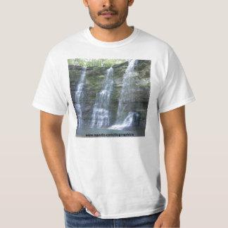 waterfall, www.zazzle.com/tlcgraphics T-Shirt