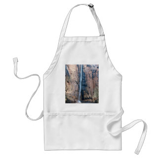 Waterfall, Zion National Park, Utah, U.S.A. Apron
