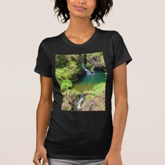 Waterfalls along the Road to Hana, Maui, Hawaii Tshirts