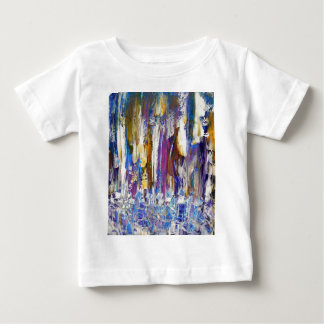 Waterfalls and Ice Cubes Baby T-Shirt