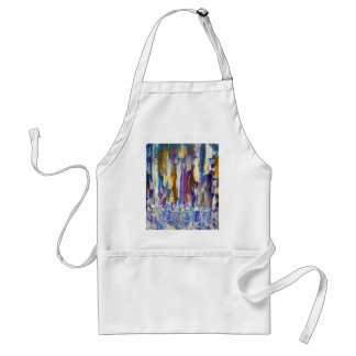 Waterfalls and Ice Cubes Standard Apron