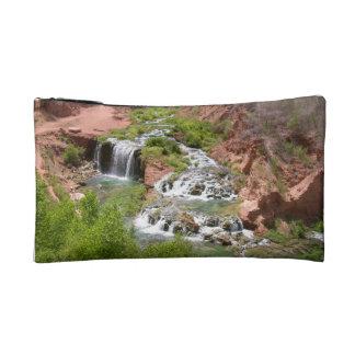 Waterfalls at Havasupai Makeup Bag