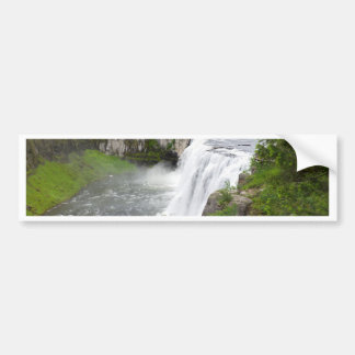 Waterfalls Bumper Sticker