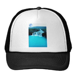 waterfalls hat