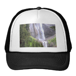 Waterfalls in Mt Rainier National Park Paradise Trucker Hat