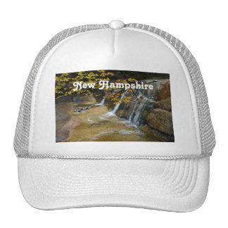 Waterfalls in New Hampshire Trucker Hat