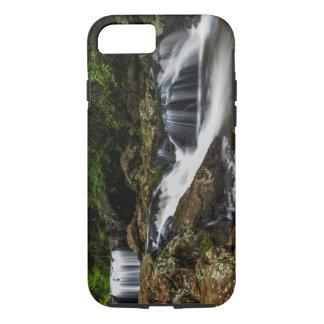 Waterfalls Lip Falls Gold Coast Australia iPhone 8/7 Case