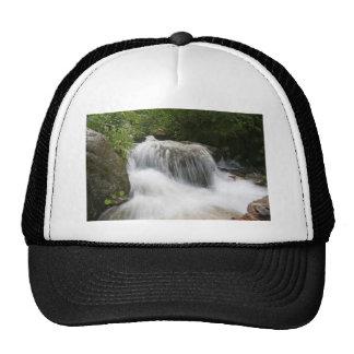 Waterfalls - Pro photo. Mesh Hat