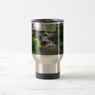 Waterfalls Stainless Steel Travel Mug