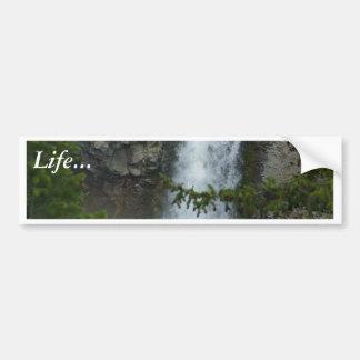 Waterfalls Tower Bumper Stickers
