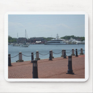 Waterfront Mouse Pad