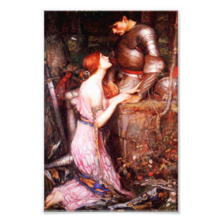 Waterhouse Lamia and the Soldier Print