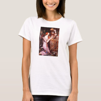 Waterhouse Lamia and the Soldier T-shirt