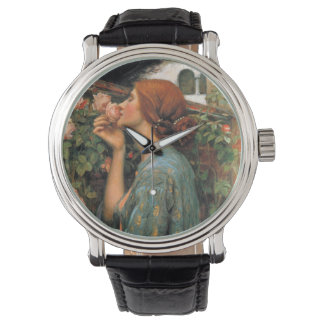 Waterhouse: Smell of Roses Wrist Watch