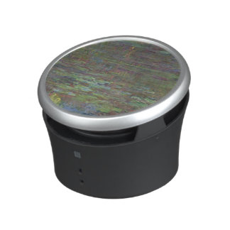 Waterlilies at Sunset Bluetooth Speaker