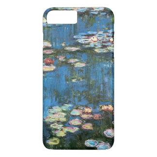 Waterlilies by Claude Monet, Vintage Impressionism iPhone 8 Plus/7 Plus Case