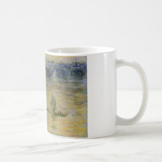 Waterloo Bridge by Claude Monet Coffee Mug