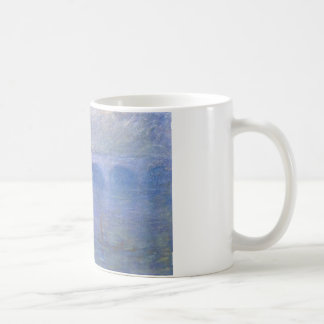 Waterloo Bridge in the Fog by Claude Monet Coffee Mug