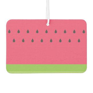 Watermelon Car Air Freshener
