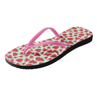 Watermelon Flip Flops your ideal gift beach time Thongs