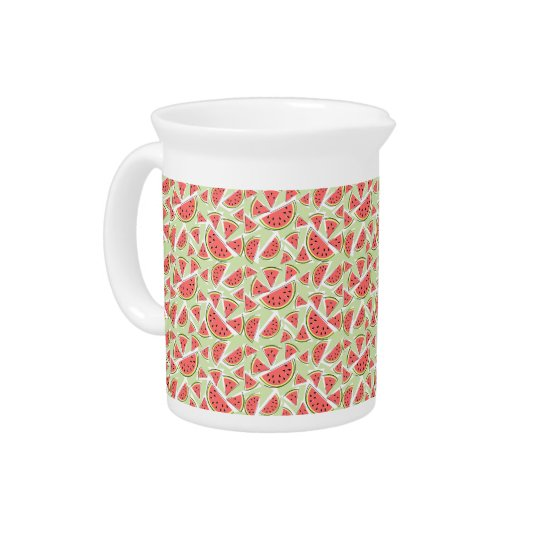 Watermelon Green Multi Small pitcher
