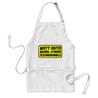 Watt Auto Standard Apron