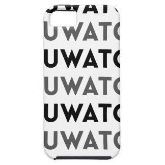 Wauwatosa Wisconsin Tile Design iPhone 5 Cover