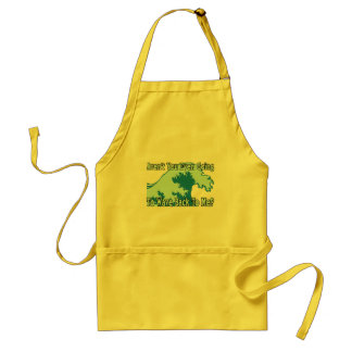 Wave Back To Me Standard Apron