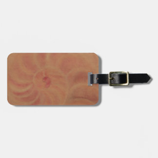 WAVE TREASURE LUGGAGE TAG