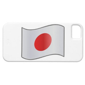 Waving Flag of Japan Case For The iPhone 5