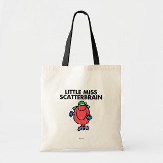 Waving Little Miss Scatterbrain Tote Bag