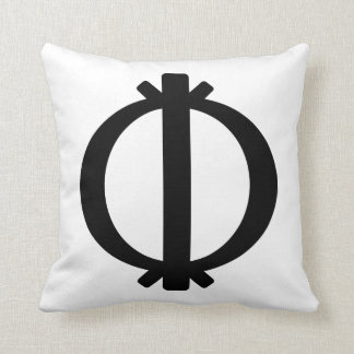 Wawa Aba | Symbol of Toughness and Resilience Cushion