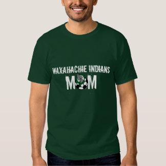 Waxahachie Indians Mom Tshirt