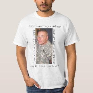 Wayne Ashlock Memorial T Shirt