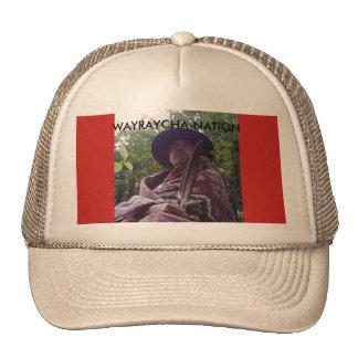 WAYRAYCHA NATION HAT