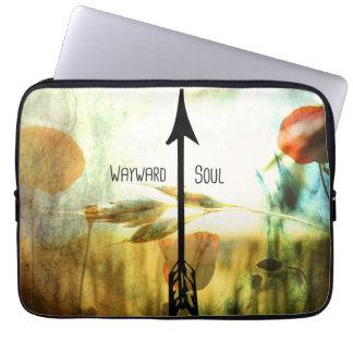 Wayward Soul Laptop Sleeve