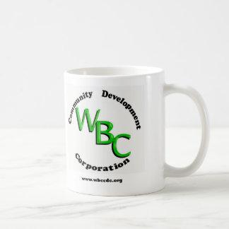 WBC Community Development Corporation Store Coffee Mug