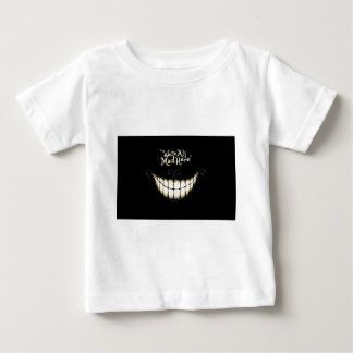 We are all half We're insane people all the bit Baby T-Shirt