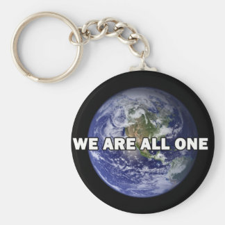 We Are All One 026 Key Ring
