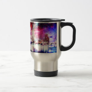 We are Love Orlando Travel Mug