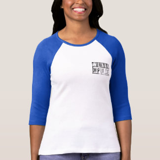 We are the Pulse Baseball Tee